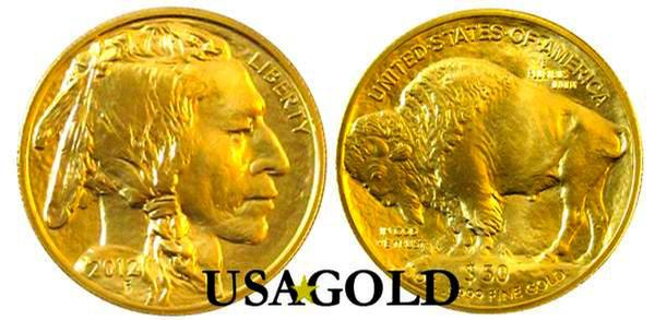 American Gold Buffalo 1oz.