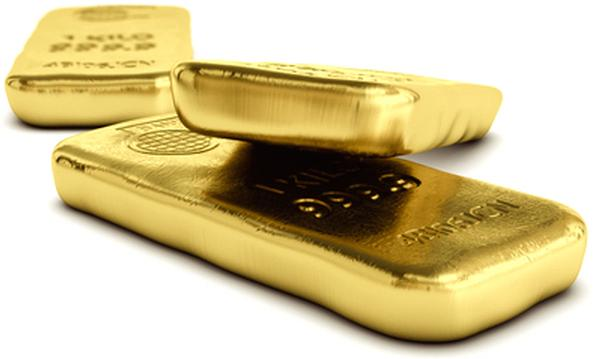 Gold Bullion Bars, kilo