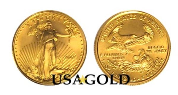 Tenth Ounce Gold Eagle Date Run