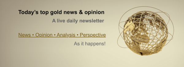 Top Gold News and Opinion Ad/Link