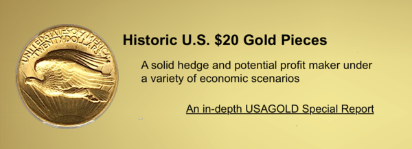 Historic U.S. Gold Coins - An Article on Investing in Historic US Gold Coins