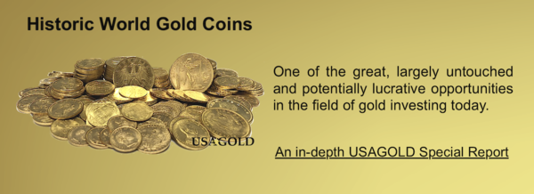 Historic Gold Coins - Article On Investing In Historic World Gold Coins